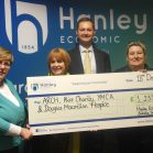 HEBS AGM Donation 2018